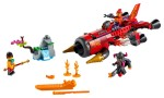 LEGO 80019 Red Sons Inferno-Jet