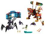LEGO 80021 Monkie Kids Löwenwächter