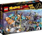 LEGO 80025 Supermeca de Carga de Sandy