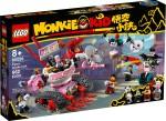 LEGO 80026 Pigsys Nudelwagen