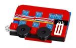 LEGO 853914 London-Bus-Magnetmodell