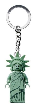 LEGO 854082 Schlüsselanhänger mit Lady Liberty